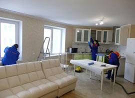 Генеральная уборка в квартире